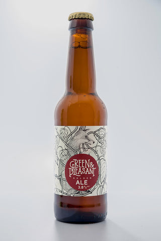 Green & Pleasant Ale 3.8% 330ml x 24