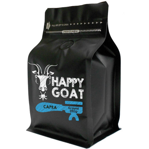 Happy Goat Capra Wholebean 250g x 4