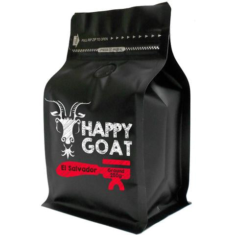Happy Goat Coffee EL Salvador 250g