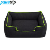 Pawstrip Jean Small Dog Bed Waterproof