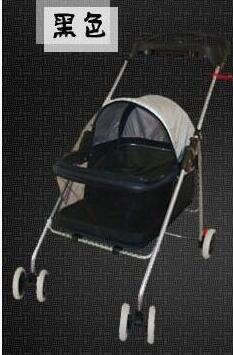 large space breathable dog strollers safe and reliable  for M size dog