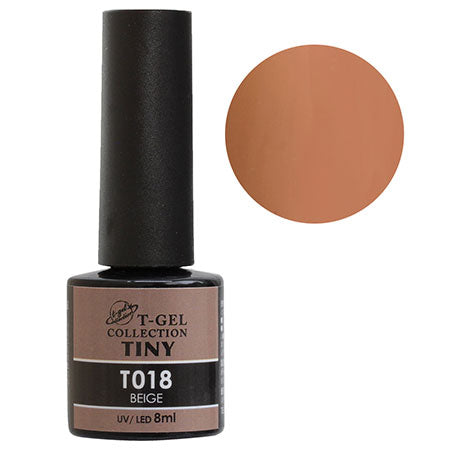 T-GEL COLLECTION Color Gel D018  Beige 8ml