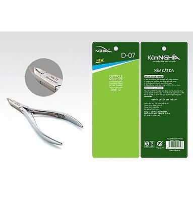 NGHIA CUTICLE NIPPER D-07 JAW14