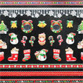 BN Nail Sticker Merry Christmas CBL-02 Lucky Boots 1sheet (Discontinued Item)