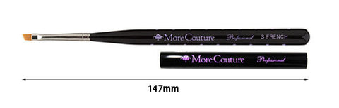 More Couture More Gel Brush Liner 4x5.5mm w/Cap