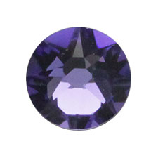 *Swarovski Tanzanite Rhinestones SS3 1gross (144pc)