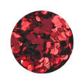 Erikonail ERI-110 Jewelry Collection Red Round Hologram 2mm
