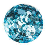 Erikonail ERI-50 Jewelry Collection Light Blue Round Hologram 2mm