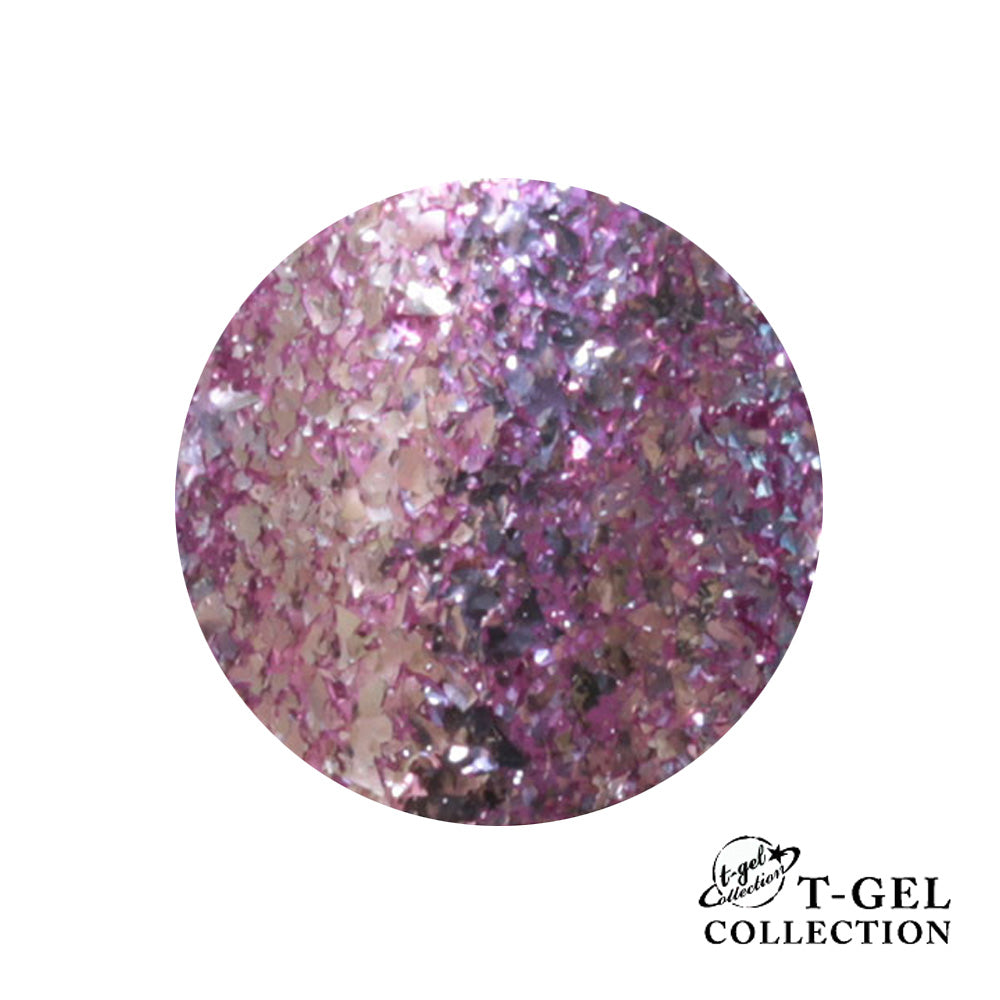 T-GEL COLLECTION TINY T009 G Pink Flakes 8 ml