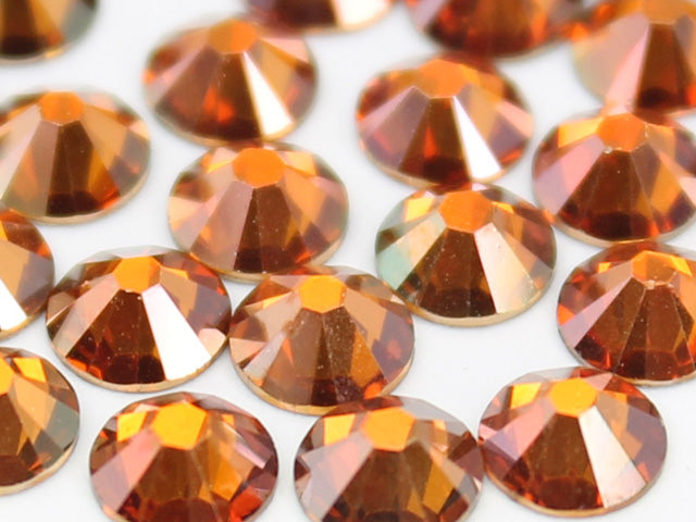 *Swarovski Crystal Copper Rhinestones SS5 1gross (144pc)
