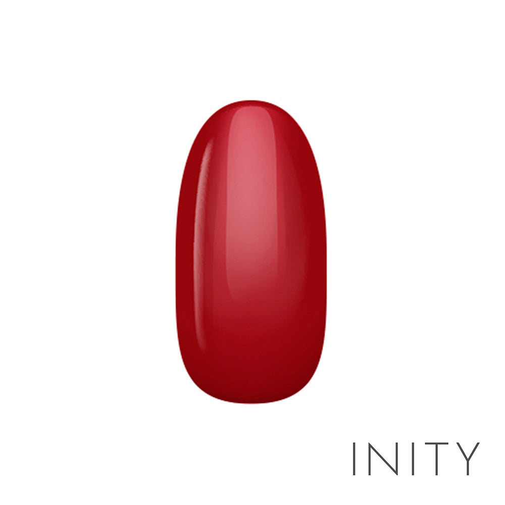 INITY high-end color RD-01M Real Red 3g