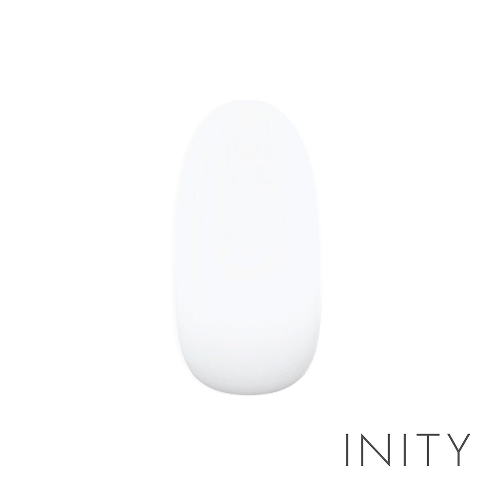 INITY high-end color WH-02M Nuance white 3g
