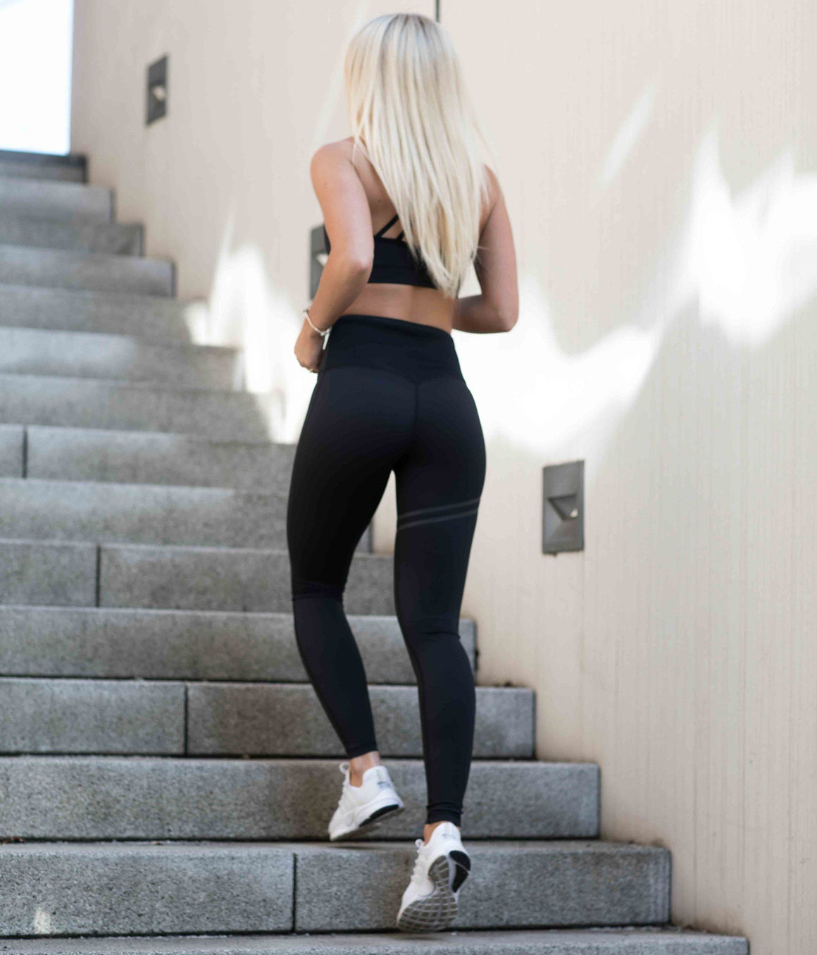 Dusk Leggings - Black