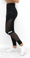 Era Seamless Leggings - Black - Neo Activewear