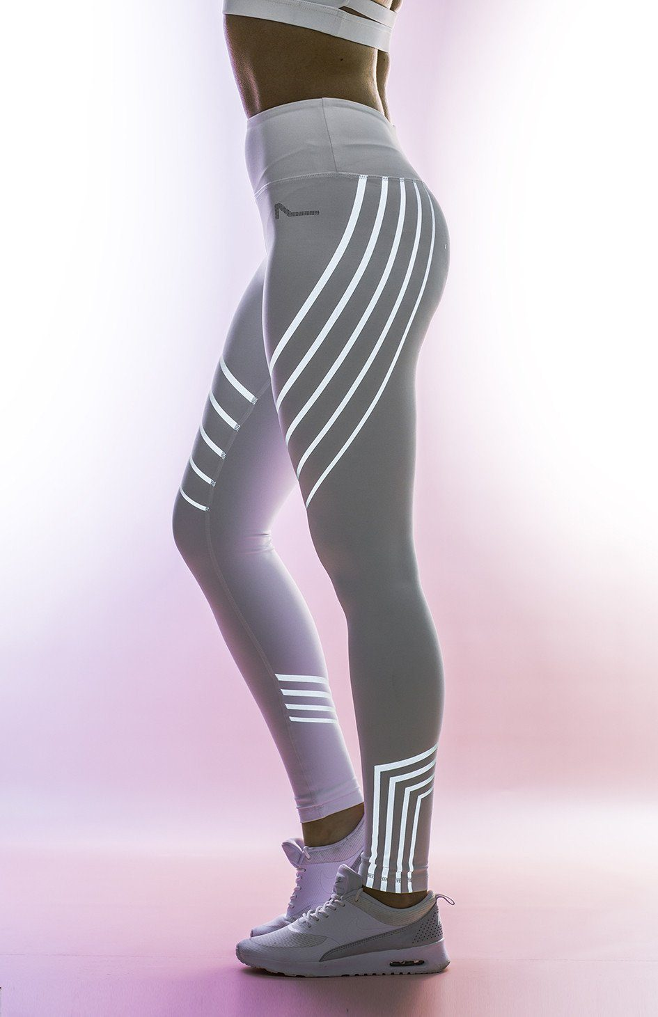 Future Leggings - White