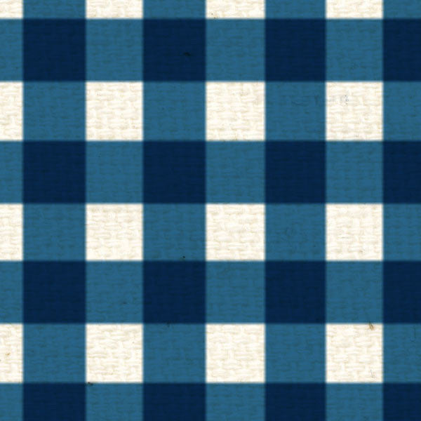 *BBPG8  Blueberry Pie Gingham 8 1/2 x 11