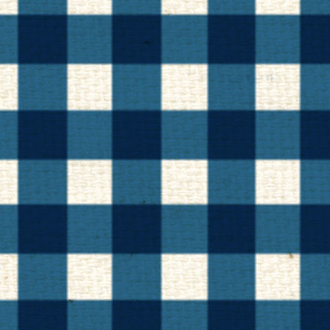 **BBPG12  Blueberry Pie Gingham 12 x 12