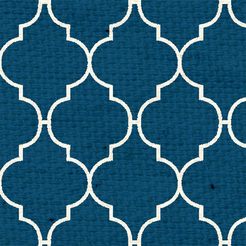 *BBPQF8  Blueberry Pie Quatrefoil 8 1/2 x 11