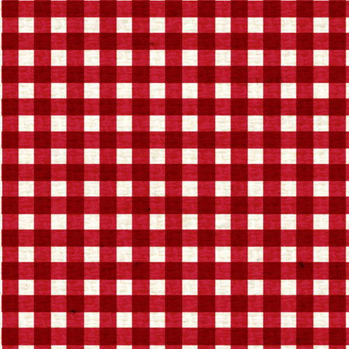 **RWMG8  Red Wagon Mini Gingham 8 1/2 x 11