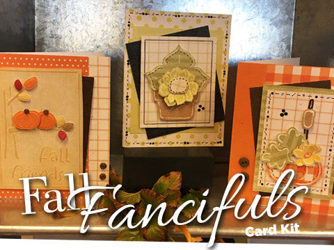 **Fall Fancifuls Card Kit