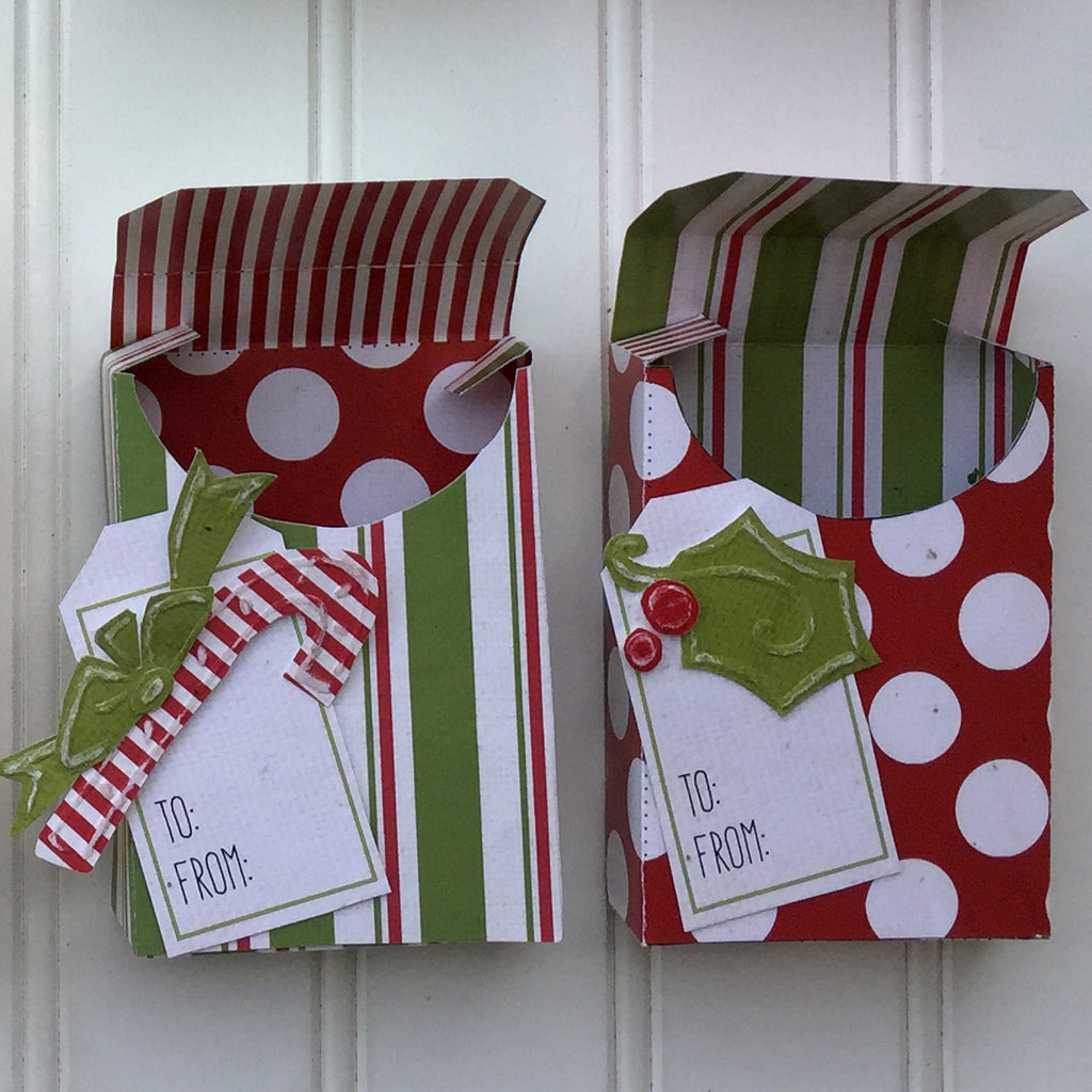 Christmas Crayon Boxes - set of 2