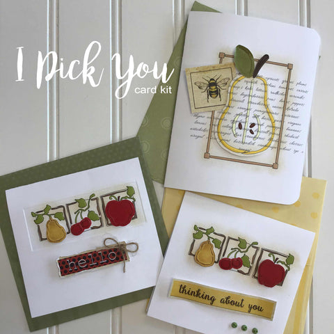 ******I Pick You Card Kit
