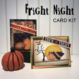 ****** Fright Night Card Kit