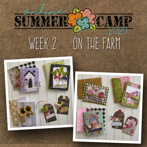 ********Summer Camp Week 2 - On the Farm