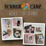 ********Summer Camp Week 1 - Off to Paris