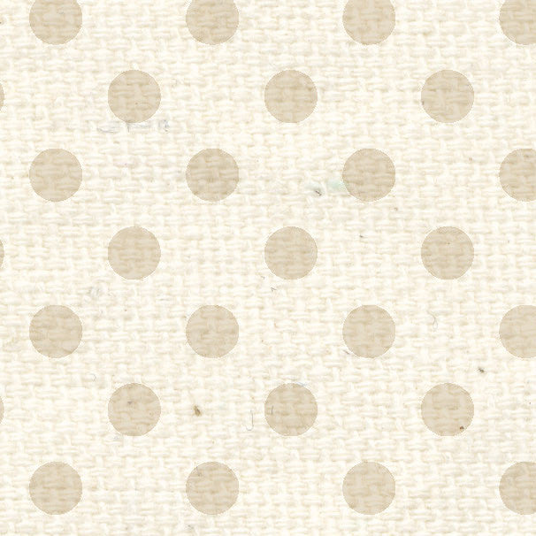 **BBRPD12  Baby's Breath Rev Polka Dots  12 x 12