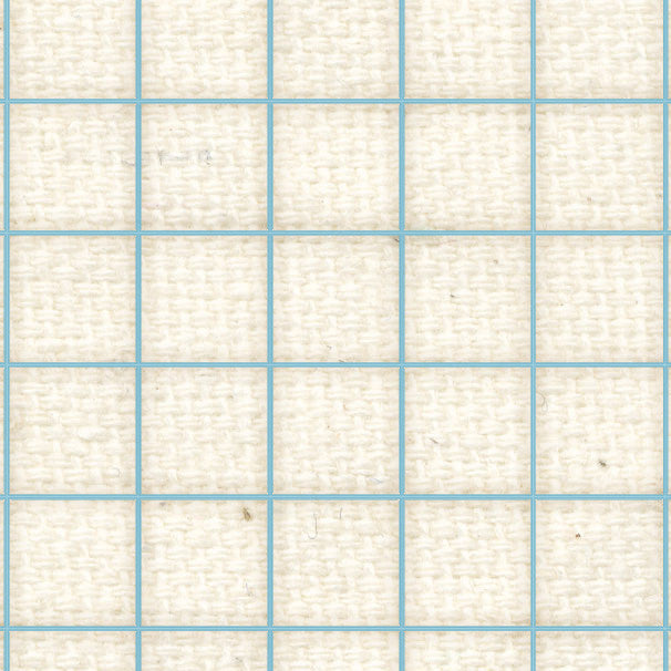 **FBGR8  French Blue Graph Paper  8 1/2 x 11