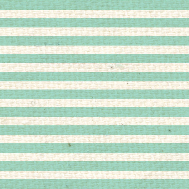 *SFMS8  Sea Foam Mini Stripes  8 1/2 x 11