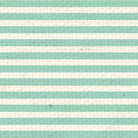 **SFMS8  Sea Foam Mini Stripes  8 1/2 x 11