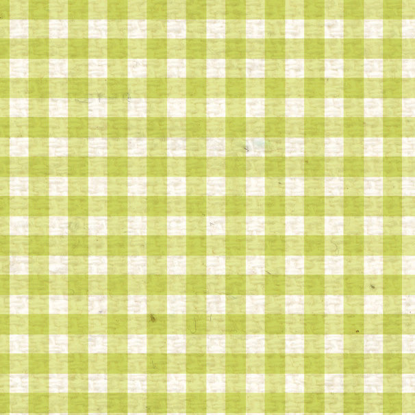**SPMG8  Sweet Pea Mini Gingham Paper  8 1/2 x 11