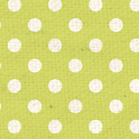 *SPPD8  Sweet Pea Polka Dots Paper  8 1/2 x 11
