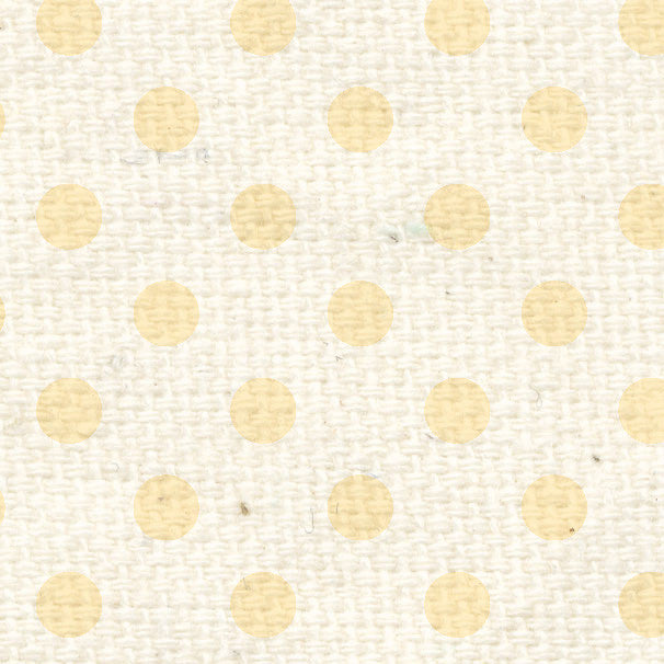 **FVRPD12  French Vanilla Rev Polka Dots  Paper  12 x 12