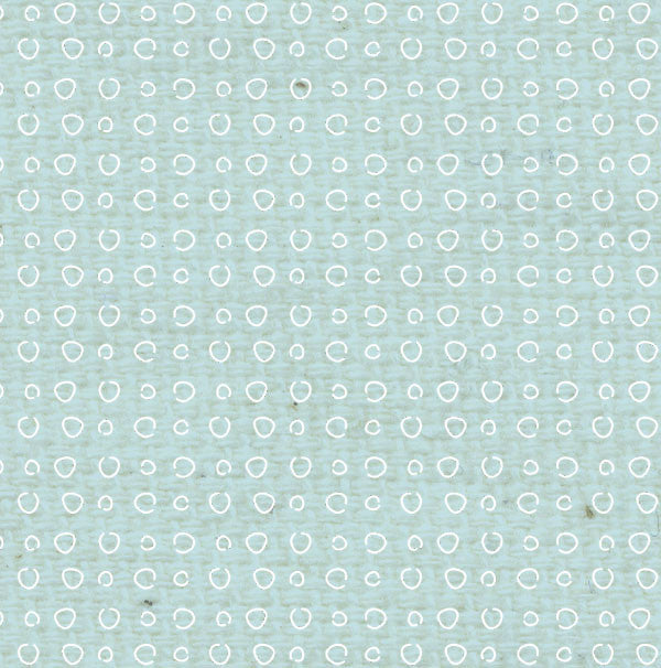 *FBDD8  French Blue Doodle Dots Paper  8 1/2 x 11