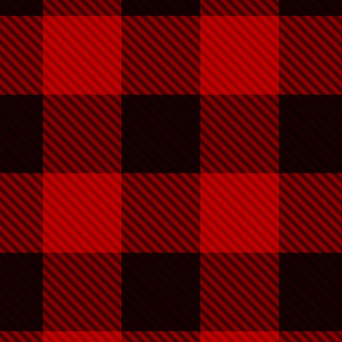 *********BPRW - Buffalo Plaid Red Wagon