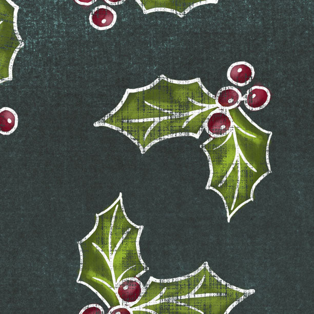 *********HDCAH - Holly Days Chalk Art Holly
