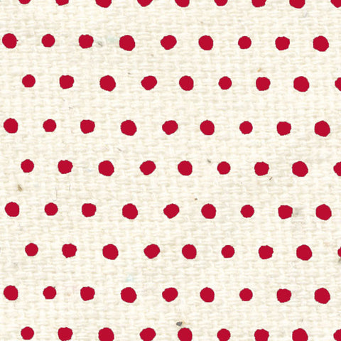*********HDLRBD - Holly Days Ladybug Red Baby Dots Cardstock