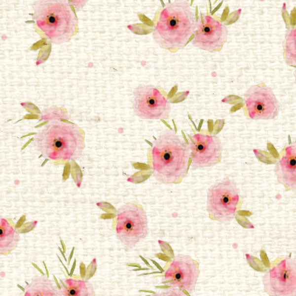 **WHMRG8 - Mini Rose Garden Paper  8 1/2 x 11