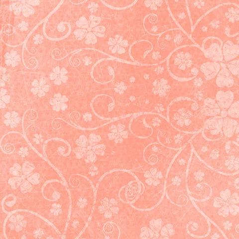 *******SP20PNCSB - Peaches 'n Cream Spring Blooms  8 1/2 x 11