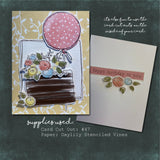 ******Birthdays, Flowers & Shamrocks Cardmaking Idea Book