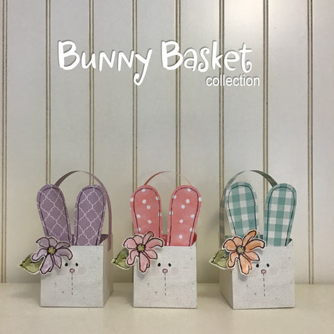 ********Bunny Basket Kit - 4 Options Available