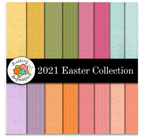 ********Ea2021 - 2021 Easter paper Collection