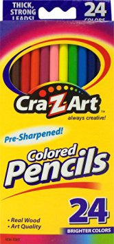 **24 Count Colored Pencils