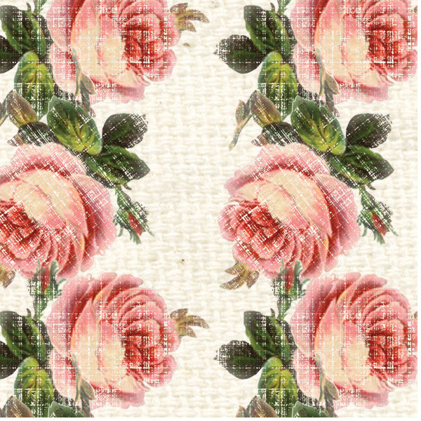 ***ARST - Antique Rose Stripes