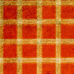 *AGE - Aged Orange with Natural Plaid