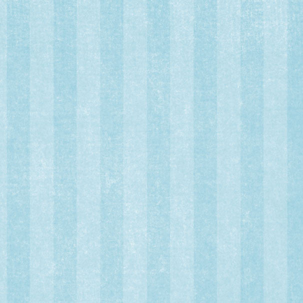 *BSCS8 - Blue Sky Chalky Stripes 8 1/2 x 11 - One Sheet