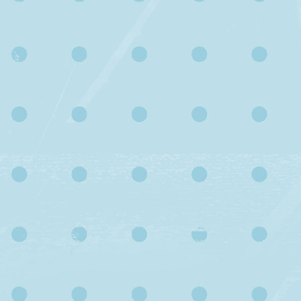 *BSID8 - Blue Sky Inked Dots 8 1/2 x 11 - One Sheet